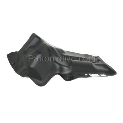 Aftermarket Replacement - ESS-1635LC CAPA For 09-14 Matrix Engine Splash Shield Under Cover Manual Trans Driver Side - Image 2