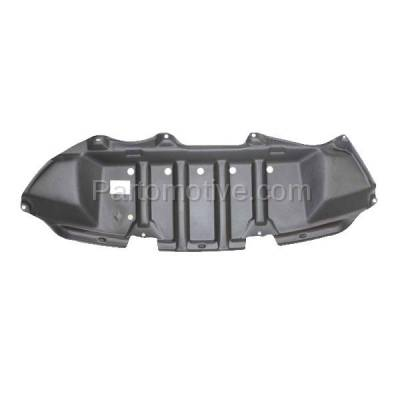 Aftermarket Replacement - ESS-1637C CAPA For 09-13 Corolla Front Engine Splash Shield Under Cover Guard 5145102040 - Image 2