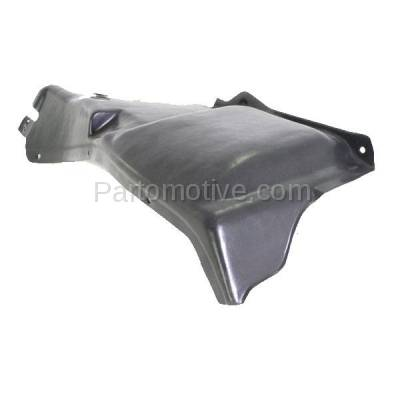 Aftermarket Replacement - ESS-1664LC CAPA For 99-06 VW Golf Engine Splash Shield Under Cover Driver Side 1J0825245F - Image 1
