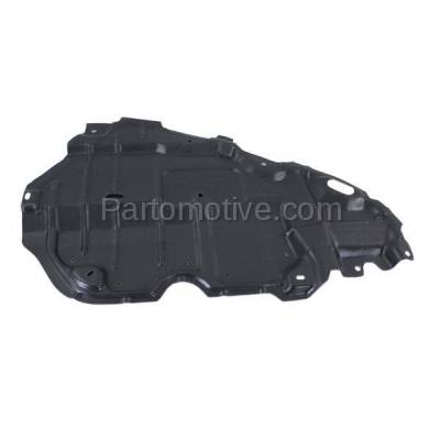 Aftermarket Replacement - ESS-1609RC CAPA For 07-11 Camry Engine Splash Shield Under Cover Passenger Side 5144106110 - Image 1