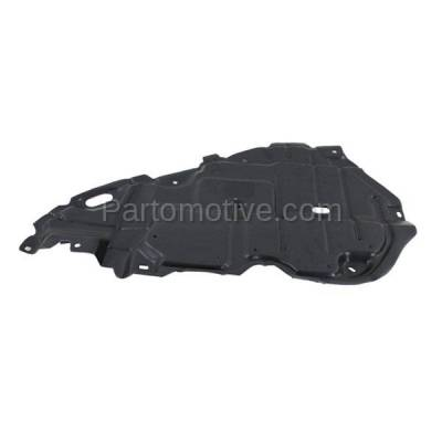 Aftermarket Replacement - ESS-1609RC CAPA For 07-11 Camry Engine Splash Shield Under Cover Passenger Side 5144106110 - Image 2
