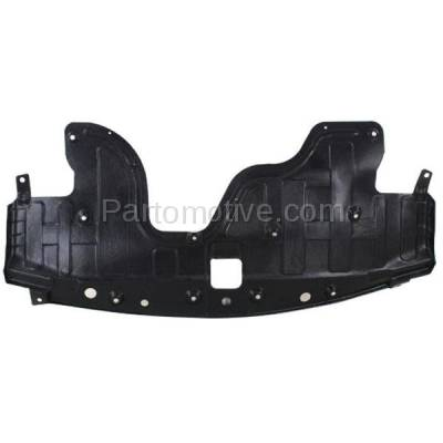 Aftermarket Replacement - ESS-1289C CAPA For Front Engine Splash Shield Under Cover Fits 10-12 Santa Fe 291100W800 - Image 1
