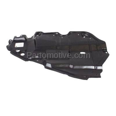 Aftermarket Replacement - ESS-1634RC CAPA For 07 08 09 Camry Engine Splash Shield Under Cover USA Built Right Side - Image 1