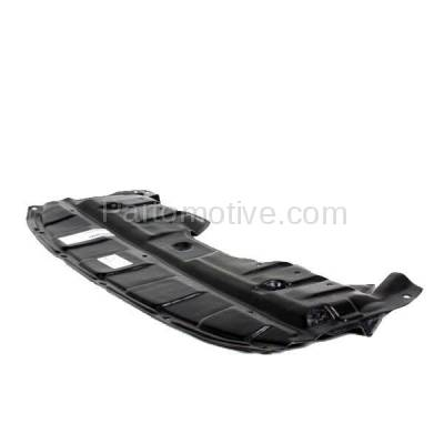 Aftermarket Replacement - ESS-1533C CAPA For Front Engine Splash Shield Under Cover For 08-13 Rogue & 14-15 Select - Image 2