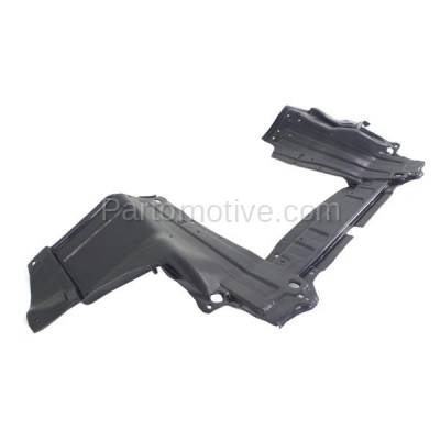 Aftermarket Replacement - ESS-1240C CAPA For 13-14 FIT EV Front Engine Splash Shield Under Cover Guard 74111TX9A00 - Image 2