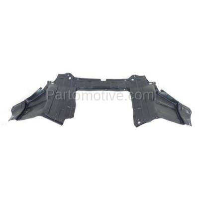 Aftermarket Replacement - ESS-1240C CAPA For 13-14 FIT EV Front Engine Splash Shield Under Cover Guard 74111TX9A00 - Image 3