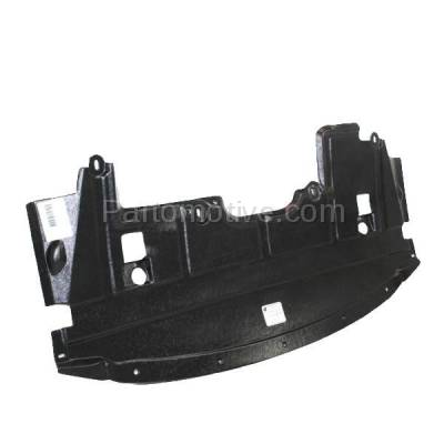 Aftermarket Replacement - ESS-1534C CAPA For Front Engine Splash Shield Under Cover For 07-09 Altima & 09-14 Maxima - Image 2