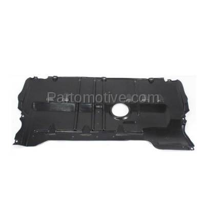 Aftermarket Replacement - ESS-1429C CAPA For 04-09 Mazda3, 06-10 Mazda5 Rear Engine Splash Shield Under Cover Guard - Image 1