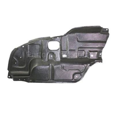 Aftermarket Replacement - ESS-1575RC CAPA For 02-06 Camry Front Engine Splash Shield Under Cover Guard Right Side - Image 1