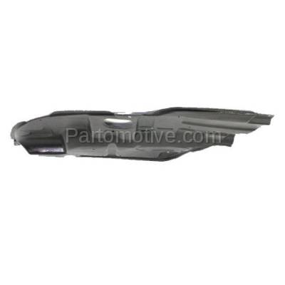 Aftermarket Replacement - ESS-1575RC CAPA For 02-06 Camry Front Engine Splash Shield Under Cover Guard Right Side - Image 3