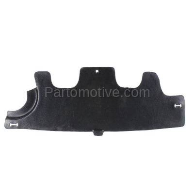 Aftermarket Replacement - ESS-1106C CAPA For 05-10 300/06-14 Charger Engine Splash Shield Under Cover Side Undercar - Image 1