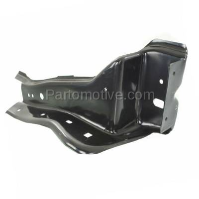 Aftermarket Replacement - FDS-1007RC CAPA For 05-10 GR Cherokee Front Fender Brace Support Bracket Passenger Side - Image 2