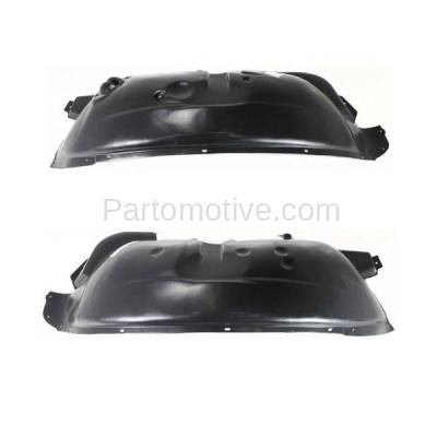 Aftermarket Replacement - IFD-1137L & IFD-1137R 07-11 Nitro Front Splash Shield Inner Fender Liner Panel Left & Right SET PAIR - Image 2