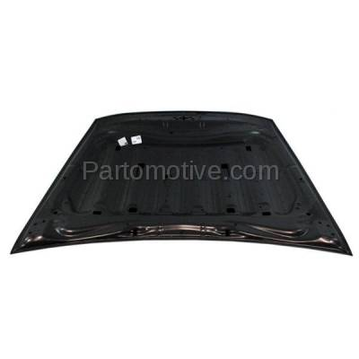 Aftermarket Replacement - HDD-1459 2006-2011 Lexus GS300/GS350/GS430/GS450h/GS460 Sedan (3.0 & 3.5 & 4.3 & 4.6 Liter V6/V8 Engine) Front Hood Panel Assembly Primed Steel - Image 3
