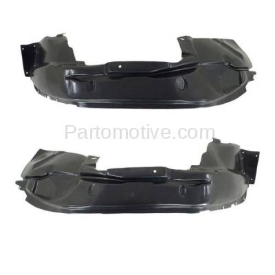 Aftermarket Replacement - IFD-1114L & IFD-1114R 11-17 Patriot Front Splash Shield Inner Fender Liner Panel Right & Left SET PAIR - Image 2