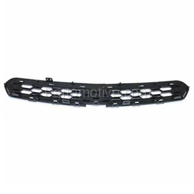 Aftermarket Replacement - GRL-1787C CAPA 13-15 Spark Front Upper Face Bar Grill Grille w/Fog GM1200660 95078758 - Image 3