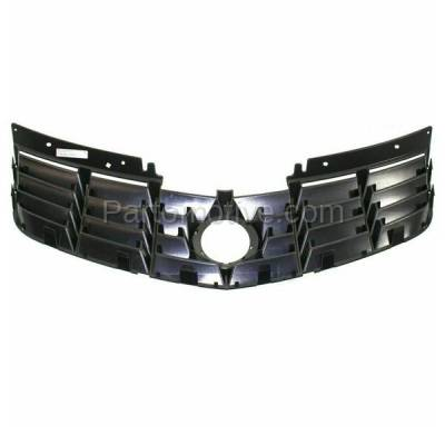 Aftermarket Replacement - GRL-1755C CAPA 06-11 DTS Front Grill Grille Adaptive Cruise Control GM1200617 19152602 - Image 3