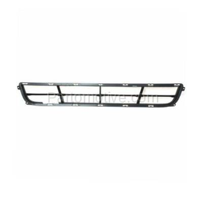 Aftermarket Replacement - GRL-1879C CAPA Front Lower Bumper Grill Grille HY1036104 865613K000 Fits 06-08 Sonata - Image 3