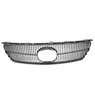 Aftermarket Replacement - GRL-2032C CAPA 08-11 GS-Series Front Grill Grille w/Pre-Collision LX1200128 5311130C51 - Image 1