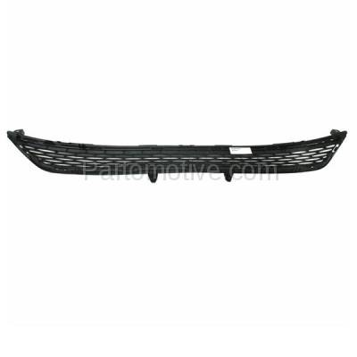 Aftermarket Replacement - GRL-1962C CAPA Front Lower Bumper Grill Grille KI1036121 865611U700 For 14-15 Sorento - Image 3