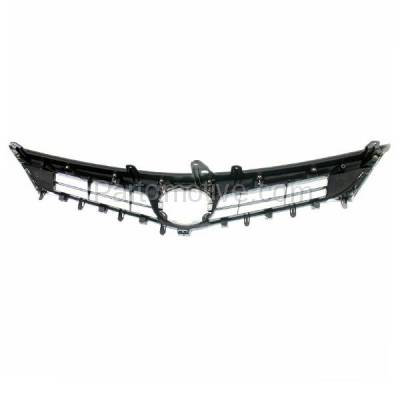 Aftermarket Replacement - GRL-2566C CAPA 13-15 Avalon Front Grill Grille w/o Pre-Collision TO1200357 5310107010 - Image 3
