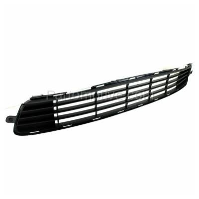 Aftermarket Replacement - GRL-2388C CAPA 11 12 13 Corolla Front Lower Bumper Grill Grille TO1036125 5311202280 - Image 2