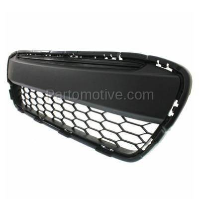 Aftermarket Replacement - GRL-1800C CAPA 12-14 Civic Coupe Front Lower Bumper Grill Grille HO1036111 71105TS8A01 - Image 2