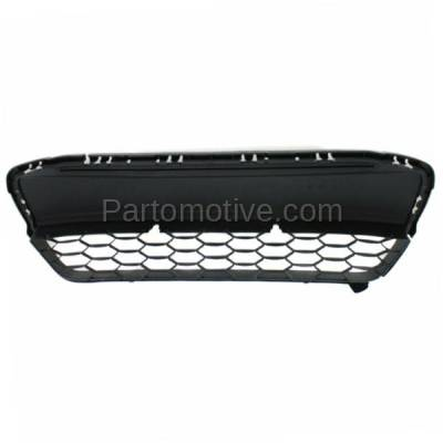 Aftermarket Replacement - GRL-1800C CAPA 12-14 Civic Coupe Front Lower Bumper Grill Grille HO1036111 71105TS8A01 - Image 3