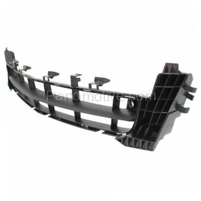 Aftermarket Replacement - GRL-1548C CAPA 11 12 13 Regal Front Lower Bumper Grill Grille Black GM1036144 13268731 - Image 2