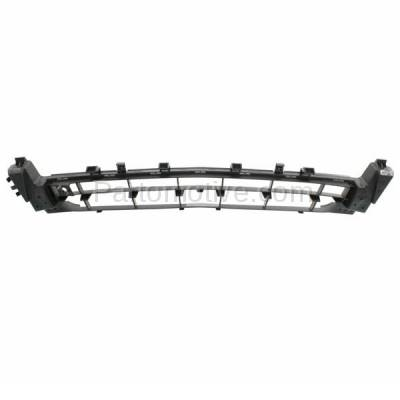 Aftermarket Replacement - GRL-1548C CAPA 11 12 13 Regal Front Lower Bumper Grill Grille Black GM1036144 13268731 - Image 3