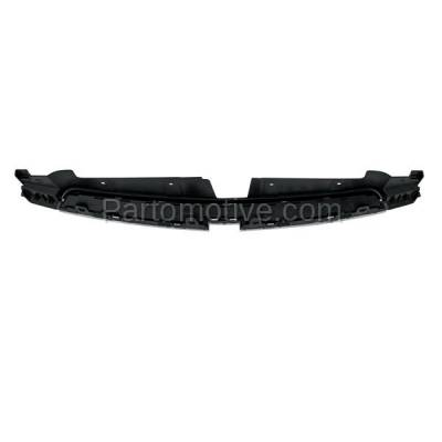 Aftermarket Replacement - GRL-1761C CAPA 11-14 Chevy Cruze Front Upper Face Bar Grill Grille GM1200623 96981100 - Image 3