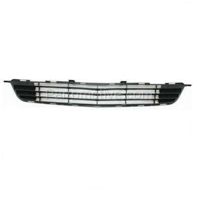 Aftermarket Replacement - GRL-2374C CAPA NEW 09-10 Corolla Front Lower Bumper Grill Grille TO1036111 5311202120 - Image 3