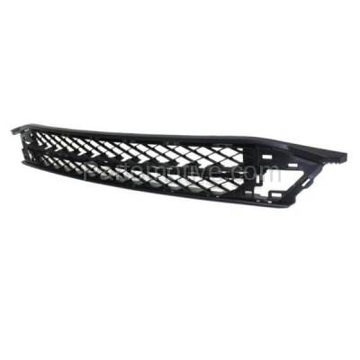 Aftermarket Replacement - GRL-1806C CAPA 14 15 16 Odyssey Front Lower Bumper Grill Grille HO1036119 71102TK8A50 - Image 2
