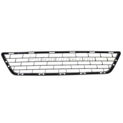 Aftermarket Replacement - GRL-2216C CAPA Front Lower Bumper Grill Grille NI1036101 622543SH0A Fits 13-15 Sentra - Image 1