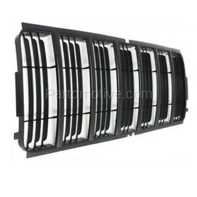 Aftermarket Replacement - GRL-1275C CAPA 02 03 04 Liberty Front Center Grill Grille Insert CH1200243 55156609AB - Image 2