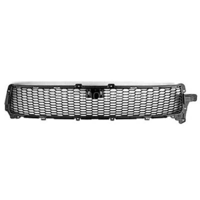 Aftermarket Replacement - GRL-2212C CAPA NEW 10-13 Outlander Front Lower Bumper Grill Grille MI1200258 6402A199 - Image 1