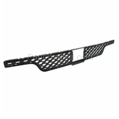 Aftermarket Replacement - GRL-1222C CAPA 11 12 13 Durango Front Bumper Face Bar Insert Grill Grille 68089176AB - Image 2