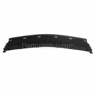 Aftermarket Replacement - GRL-2375C CAPA 04-09 Prius Front Lower Bumper Grill Grille Black TO1036112 5311147010 - Image 3