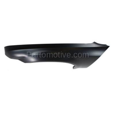 Aftermarket Replacement - FDR-1145L 2005-2010 Chrysler 300 (2.7 & 3.5 & 5.7 & 6.1 Liter) Front Fender Quarter Panel (with Mudguard Provision) Primed Steel Left Driver Side - Image 3