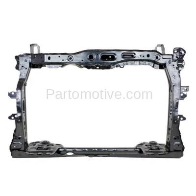 Aftermarket Replacement - RSP-1370 2016-2018 Honda HR-V HRV (Epic, EX, EX-L, LX, Touring, Uniq) 1.8L Front Center Radiator Support Core Assembly Primed Made of Steel - Image 1