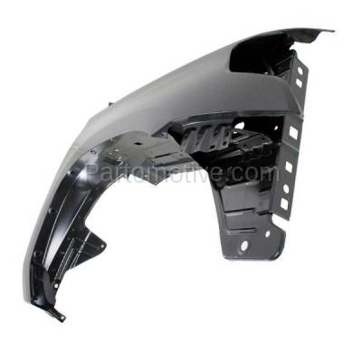Aftermarket Replacement - FDR-1731R 15-17 Chevy Tahoe Front Fender Quarter Panel Passenger Side GM1241388 22756424 - Image 2