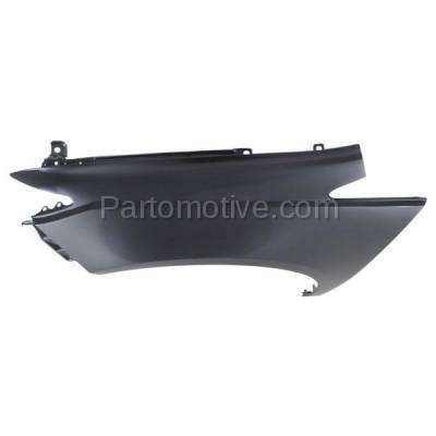 Aftermarket Replacement - FDR-1536L 14-16 Odyssey Front Fender Quarter Panel Driver Side LH HO1240187 60260TK8A80ZZ - Image 3