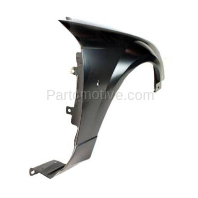 Aftermarket Replacement - FDR-1523R 99-04 Mustang Front Fender Quarter Panel Passenger Side RH FO1241201 XR3Z16005AA - Image 3