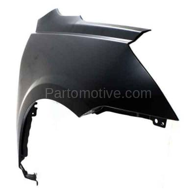 Aftermarket Replacement - FDR-1777R 09-17 Chevy Traverse Front Fender Quarter Panel Right Side RH GM1241360 20802979 - Image 2
