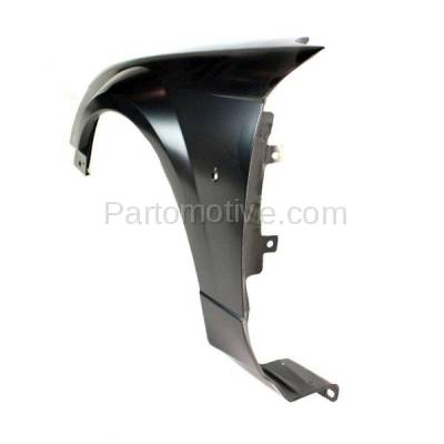 Aftermarket Replacement - FDR-1523L 99-04 Mustang Front Fender Quarter Panel Left Driver Side FO1240201 XR3Z16006AA - Image 3