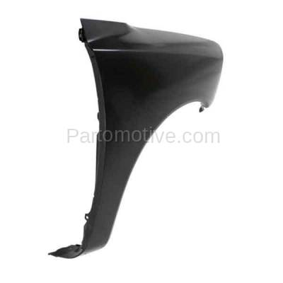 Aftermarket Replacement - FDR-1757R Front Fender Quarter Panel Passenger Side For 05-15 Titan NI1241182 F3100ZR1EA - Image 3