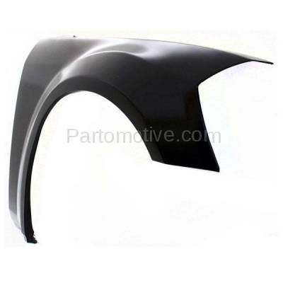 Aftermarket Replacement - FDR-1455R 05-07 Magnum Front Fender Quarter Panel Right Passenger Side CH1241246 5183420AA - Image 2