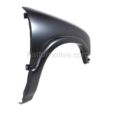 Aftermarket Replacement - FDR-1642R Chevy S10 Pickup Truck 4WD Front Fender Quarter Panel Passenger Side RH w/o ZR2 - Image 3