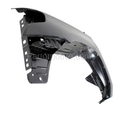 Aftermarket Replacement - FDR-1731L 15-17 Chevy Tahoe Front Fender Quarter Panel Left Driver Side GM1240388 22756423 - Image 2