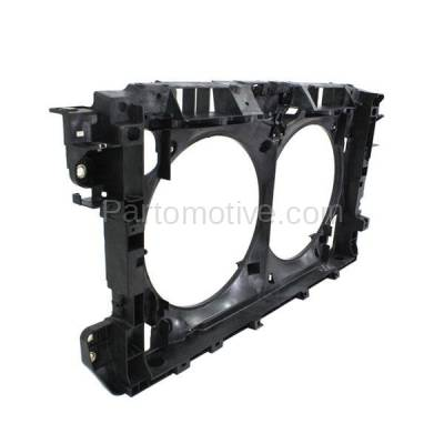 Aftermarket Replacement - RSP-1592 2008-2009 Nissan Altima (Base, Hybrid, S, SE, SL) Coupe & Sedan Front Center Radiator Support Core Assembly Primed Made of Plastic - Image 2